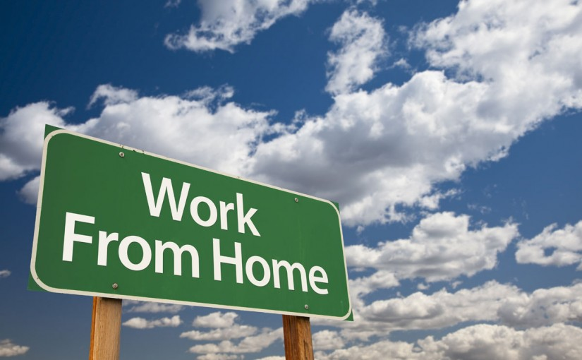 Going Full-time as a Work from Home Employee