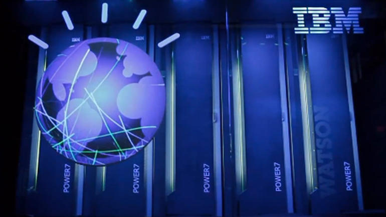 what is ibm watson