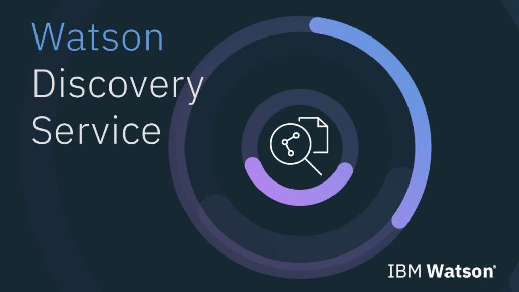 ibm watson discovery service